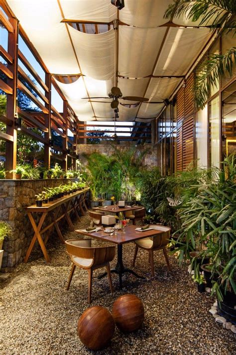 The cost was over $350,000. OMG WHAT A NICE OUTDOOR GARDEN RESTAURANT DESIGN? #click #pin #archiparti Design|Outdoor|Indoor ...