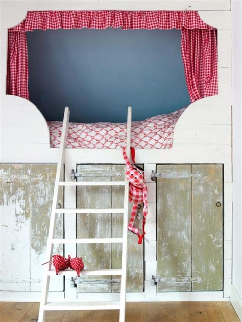 girly loft beds mommo design