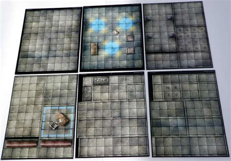 Dungeons And Dragons Tile Sets Pdf by Dt2 Arcane Corridors A Dmdavid