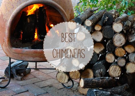 Picking The Best Chiminea For Your Garden