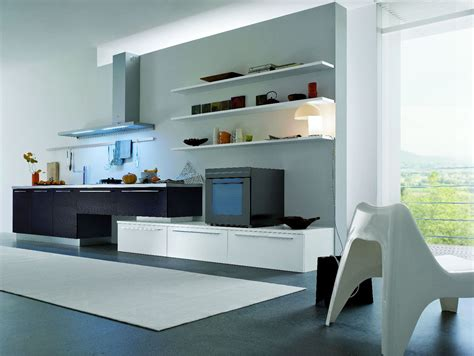 salon cuisine design cuisine design ouverte sur le salon