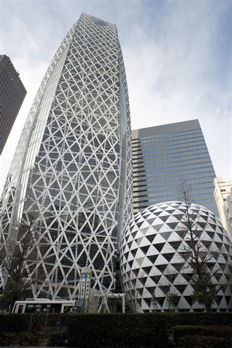 Free Stock Photo 6016 Shinjuku modern offices freeimageslive