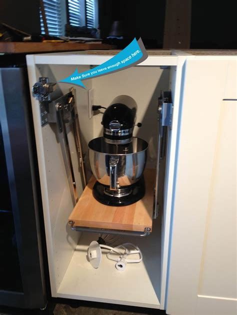 kitchen cabinet mixer lift ikea cabinets and mixer lift kitchen pinterest ikea