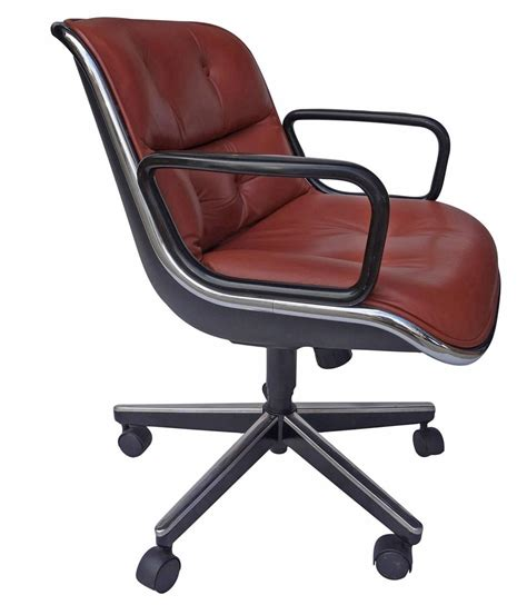 knoll pollock chair adjustment executive chair by charles pollock for knoll for sale at