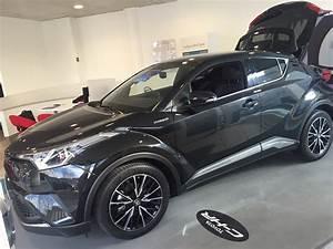 Toyota Chr Noir : les photos de vos ch r page 5 c hr toyota forum marques ~ Medecine-chirurgie-esthetiques.com Avis de Voitures