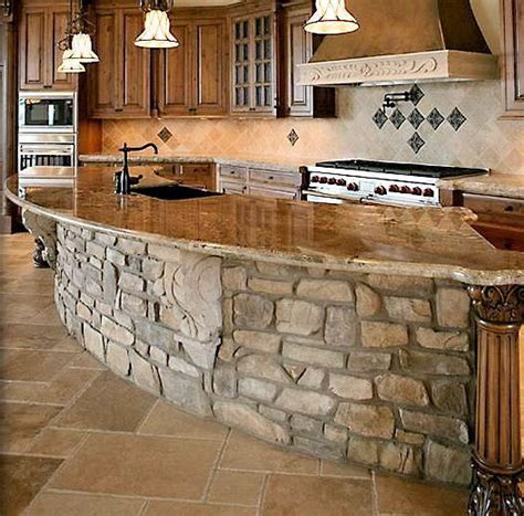 kitchen rock island 17 best ideas about painted rock fireplaces on 5399