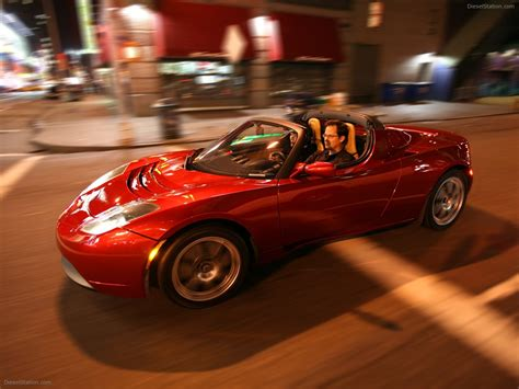 Tesla Roadster Sport Exotic Car Image 16 Of 72 Diesel
