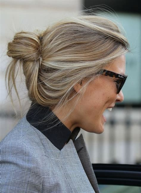 simple casual hairstyle easy updos for everyday hair color ideas and styles for 2018