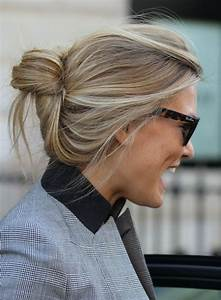 Casual Easy Updos: Bar Refaeli Hair Styles - PoPular Haircuts