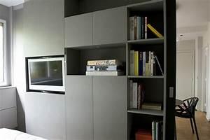 mobilier gain de place stunning meubles de studio de la With beautiful meuble gain de place cuisine 4 architectes paris studio gain de place paris