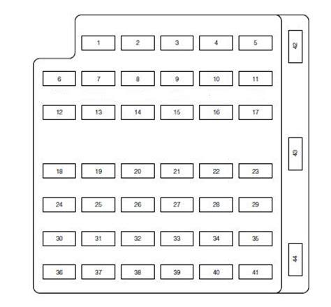 Ford Mustang Fuse Box Diagram Auto Genius