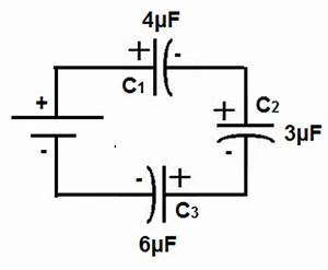 capacitors in series and in parallel With capacitors in series and series capacitor circuits
