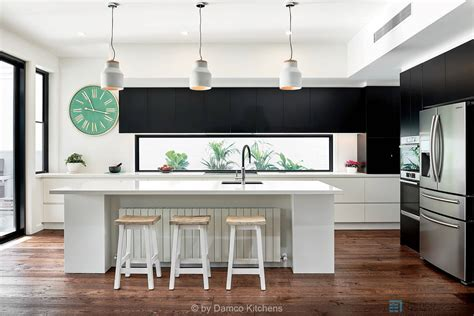 Kitchen Renovation Melbourne  Modern Design Ideas Damco