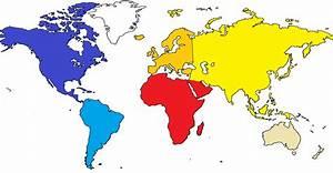 Carte Du Monde Noir : infos sur carte du monde noir et blanc continents arts ~ Teatrodelosmanantiales.com Idées de Décoration