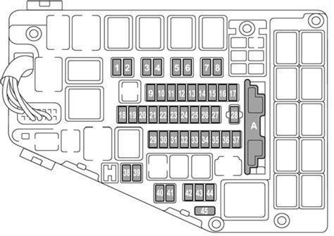 Subaru Outback Fuse Box Wiring Diagram For Free