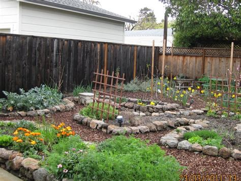new permaculture garden redwood city willow