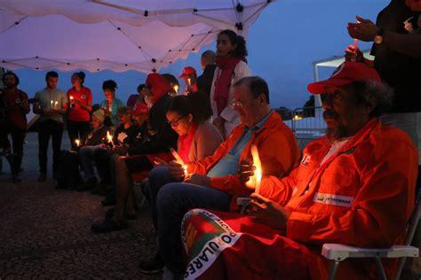 17º Dia da Greve de Fome por justiça: grevistas seguem ...
