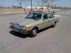 1984 Mercedes 300dt Euro 4 Speed Manual