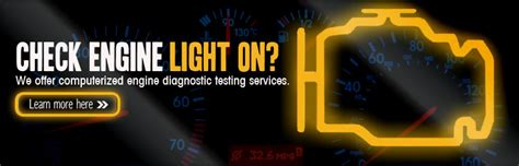 check engine light service tires michelin auto services repair brothers tire