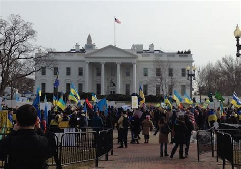 white house protest ukrainian protesters march on white house