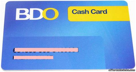 Now limit on my regalia stands at 9.1 lakhs. BDO Cash Card Withdrawal Limit (Maximum and Minimum) - Banking 27631