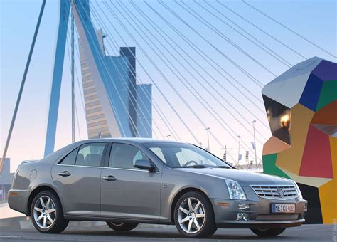 Pin Cadillac Sts Euro 2005 On Pinterest
