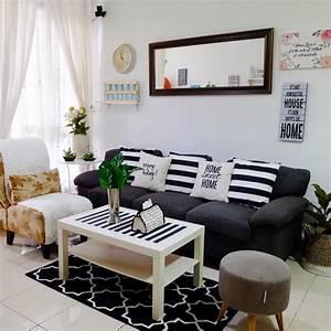 Decoration Ruang Tamu Rumah Teres - Decoration Ideas