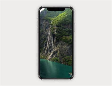 gravity iphone  mockup premium   graphic resources