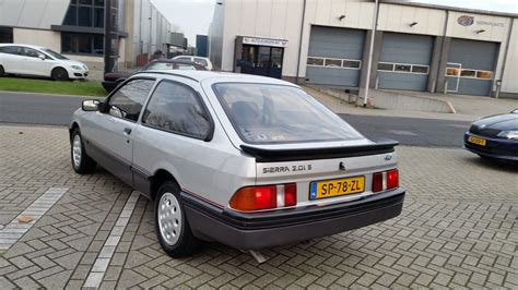 ford sierra   injectie  stercleaning