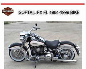 Hd Softail Fx Fl 1984