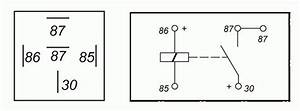 Bosch 30 Amp Relay Wiring Diagram