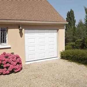 Porte Garage Sectionnelle Prix : porte de garage sectionnelle brico depot pas cher ~ Edinachiropracticcenter.com Idées de Décoration