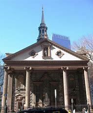 St. Paul's Chapel New York