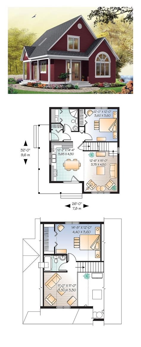 cool cabin plans 354 best arch small house design images on