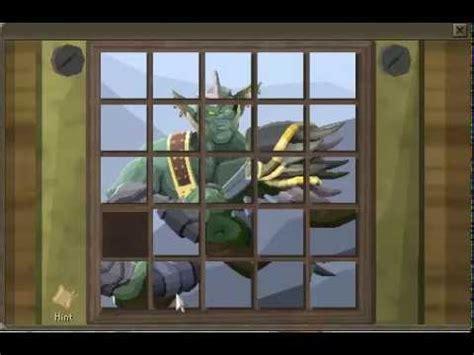 Runescape Puzzle Box - Ivoiregion