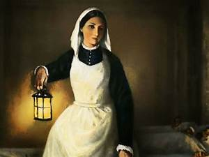 eniaftos: Nurse Florence Nightingale - Biography