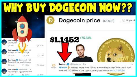 Elon Musk Own Dogecoin - LOANKAS