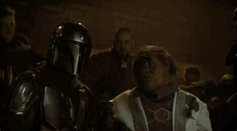 Watch the first official trailer for The Mandalorian ...