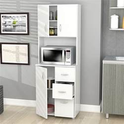kitchen furniture kitchen cabinet storage white microwave stand shelf 3 drawers island organize ebay