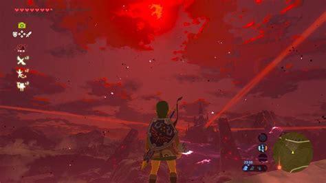 Zelda Blood Moon The Blood Moon Rises Once Again Zelda Amino