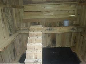 mon poulailler en palettes et autres recup construire With maison en palette plan 4 poulaillers en palettes et autres recups