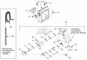 Campbell Hausfeld At125102 Parts Diagram For Sandblaster Parts