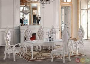 White Dining Room Sets Marceladick com