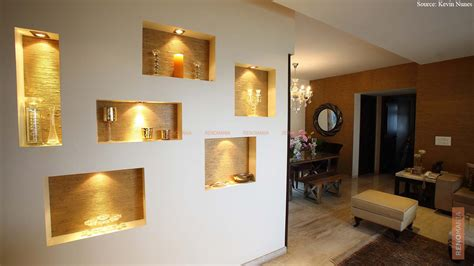 small dining room decorating ideas wall niches enhance your interiors renomania