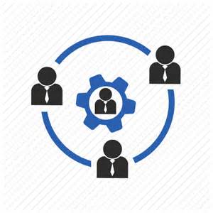 Project Management Team Icon