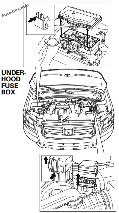 2003 Pilot Fuse Box by Fuse Box Diagram Gt Honda Pilot 2003 2008