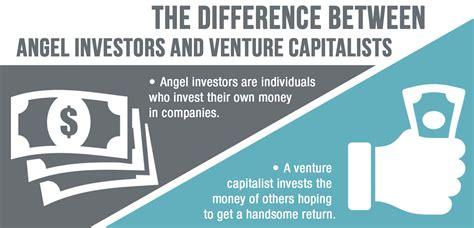 Venture Capital Vs Angel Investors