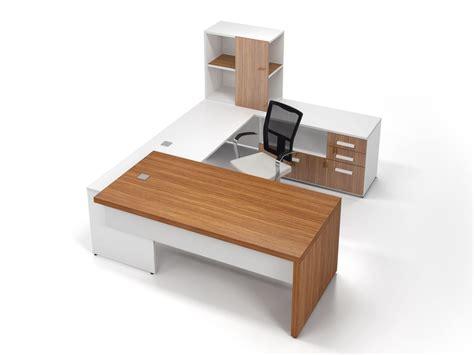 U Desk Contemporary Office Desk Desk Furniture