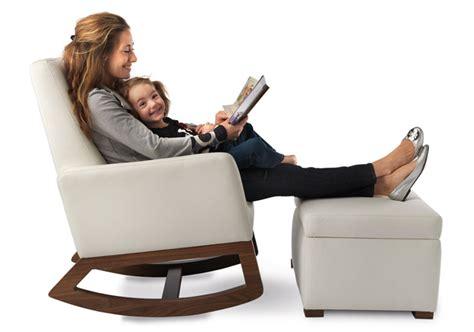 modern nursery joya rocking chair nursery furniture by