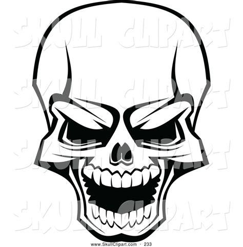 royalty  black  white stock skull designs page
